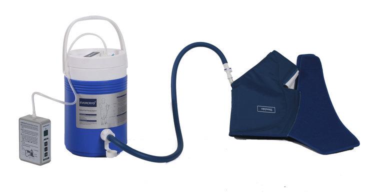 shoulder cryo cuff cooler