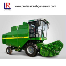 Self-Propelled 6kg Feeding Quantity Soya Harvester
