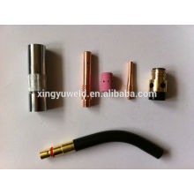 Pièces de rechange de la torche de soudage Panasonic 350a