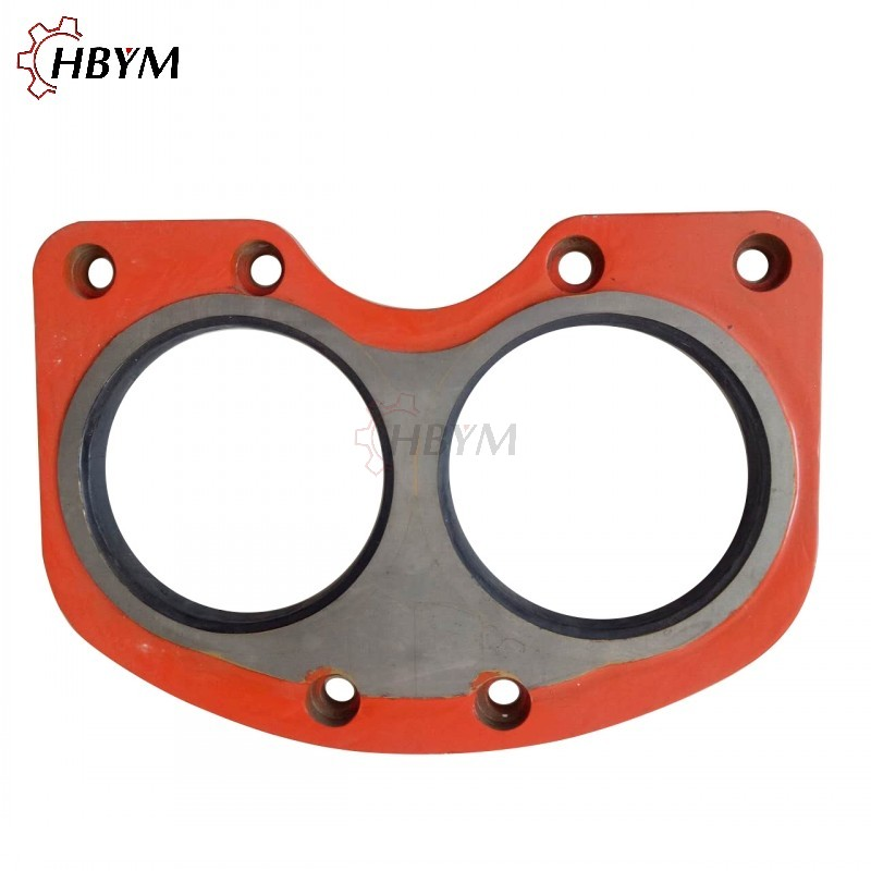 ihi concrete pump wear plate