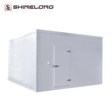 2017 Kommerzielle Kühlungsausrüstung Benutzter Kühlraumaufbau