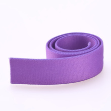 Adjustable 3 4 Inch Purple Polyester/Nylon/Fabric Twill Tape for Furniture