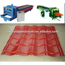 steel sheet corrugation machine