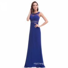 2017 New V-Neck Maxi Sequin Party Dress Mermaid Evening Dress