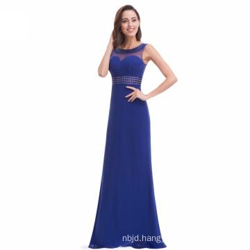 2017 New V-Neck Maxi Sequin Party Dress Mermaid Evening Dress
