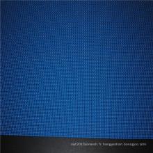 Tissu en maille PET 100% polyester à armure toile