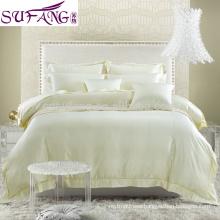 chinese supplier bedding set 100% cotton, luxury bedding set wedding,bed sheet bedding set