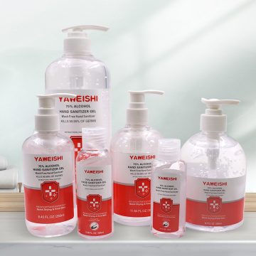 Alcool en gel désinfectant pour les mains Daily Clean