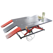 900kgs motorcycle lift table