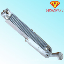 Radiador dobro central do aquecimento da tubulação 800 de aço