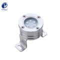 Solid stainless steel 1.5W RGB led spa light