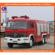 Dongfeng Water Foam Tank Fire Truck