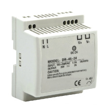 Dr-45 Single Output DIN Rail Power Supply 45W Rail Track Power Supply