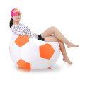 Spheroidal Football Style  Bean Bag