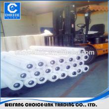 Membrane en PVC de 2,0 mm avec tissu polyester