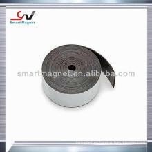 Adhesivo de extrusión fuerte banda magnética de caucho permanente