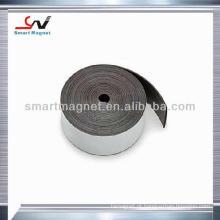 Fita magnética permanente de borracha permanente de extrusão adesivo