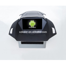 Quad core!car dvd with mirror link/DVR/TPMS/OBD2 for 8 inch touch screen quad core 4.4 Android system FORD KUGA(ASIA)