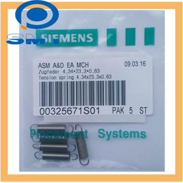 SIEMENS 00325671S01 TENSION SPRING
