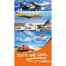TNT DHL UPS FedEx  tier 1 agent