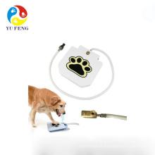 A fonte de água automática do cão incentiva o dispositivo automático do cão da fonte bebendo do animal de estimação