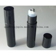 Garrafa cosmética de alta qualidade do rolo da bola de rolo do curso plástico do OEM