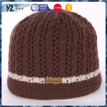 New product long lasting latest design knit hat made in china