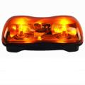 "12"" 8w Amber Warning Strobe Flashing Strong Magnet Installation LED Mini Emergency Light Bar"