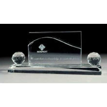 Office Supplies Stationery Crystal Name Card Holder 2015 New Design