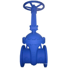 DIN /En Rising Stem Gate Valve with F4/F5/F7 Flanged (GWZ41H)