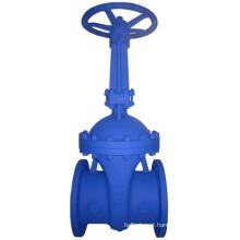 A válvula de porta de aumentação da haste do RUÍDO / En com F4 / F5 / F7 flangeou (GWZ41H)
