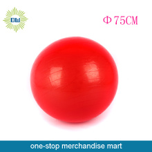 cheap exercise anti slip yoga ball