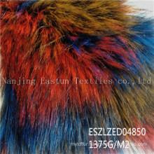 Long Pile Faux Raccoon Fur Eszlzed04850