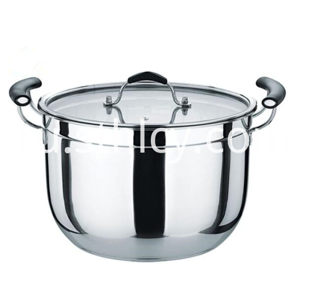 Stainless Steel Tamale Steamer Pot
