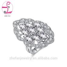 joyería zhefan mini orden Moda anillos largos para las mujeres joyería al por mayor