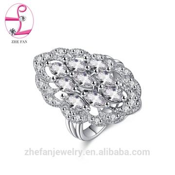 bijoux zhefan mini ordre Mode longs anneaux pour les femmes bijoux en gros