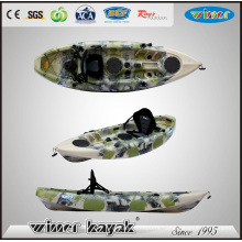 Professional All-Powerful Single LLDPE Sot Fishing Boat