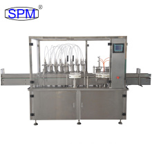 THG 100 Series Automatic Liquid Filling and Sealing Machine Liquid Filling Capping Machine