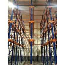 Warehouse Racking om in te rijden