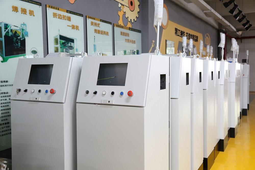 Ffe2 Ffe3 Electrical Control Cabinet