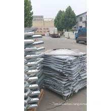 0.125~2000cbm customized sectional galvanized steel plate water reservoir
