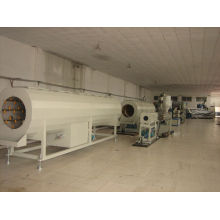 Large Diameter Pvc Pipe Extrusion Line , Pvc Pipe Making Machine