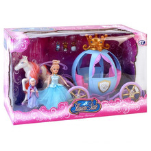 Beauty Pricess Electric Girl Toy with En71