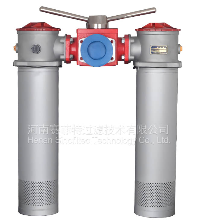 SRFA Duplex Tank Mounted Mini-Type Return Filter Series (3)