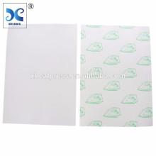 Transferência de calor Papel branco papel de transferência de jato de tinta para t-shirt