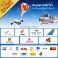 Consolidação / Agência Compradora / Corretor / Agente de Transporte China para o Canadá