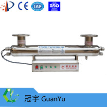 Sterilight ultraviolet water sterilizer