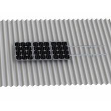 Панель Солнечных Батарей Монтажный Комплект Для Крыши Профнастил Для Крыши