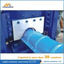 Machine de laminage à froid de capuchon de faîte automatique