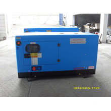 Kusing 15kVA Diesel Genrator Silent Type Blue Color